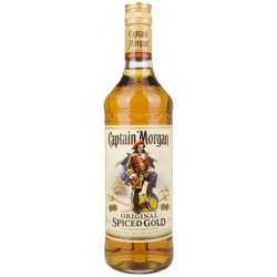Captain Morgan Spiced Gold...