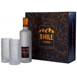 9 MILE Vodka 0,7 Liter mit...