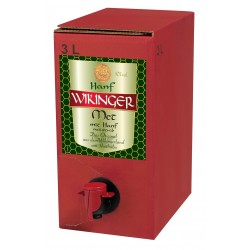 Wikinger Met Hanf Bag in Box 3 Liter