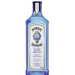 Bombay Sapphire Gin 1,0 Liter