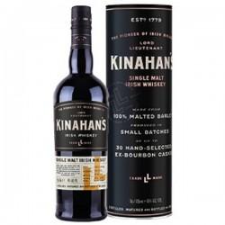 Kinahan's Heritage Malt Irish Whiskey 0,7 Liter