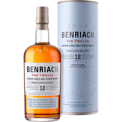 Benriach THE TWELVE 0,7 Liter