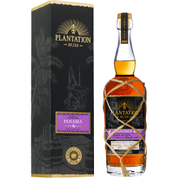 Plantation Rum Panama 6 Years Marsala Cask Finish 0,7 Liter