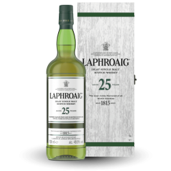Laphroaig 25 Years Old Cask...