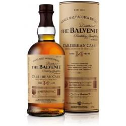 The Balvenie 14 Years Old Caribbean Cask 0,7 Liter