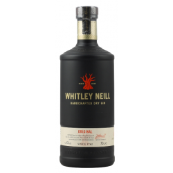 Whitley Neill Gin Handcrafted Dry Gin 1,0 Liter hier bestellen.