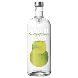 Absolut Vodka Pears 1,0 Liter