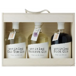 untitled Gin in Holz...