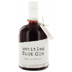 Untitled Sloe Gin 0,5 Liter
