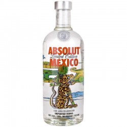 Absolut Vodka MEXICO...