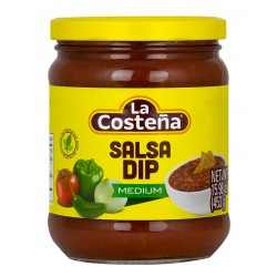 La Costeña Salsa Dip Medium...
