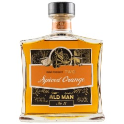 OLD MAN Rum Two - Spiced...