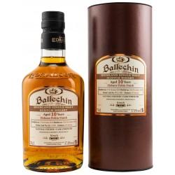 Ballechin 10 Jahre 2010/2020 Elsburn Firkin Finish jetzt bestellen.