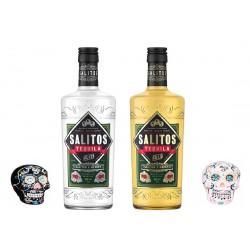 SALITOS Tequila Set 0,7 Liter incl. Salz- und Pfefferstreuer hier bestellen.