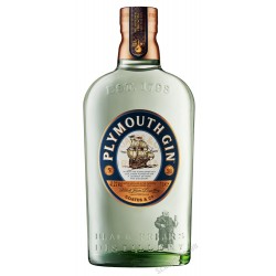 Plymouth Gin 0,7 Liter