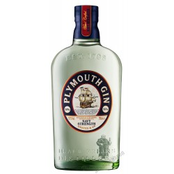 Plymouth Gin Navy Strength...