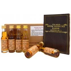 Rum Tasting Box Karibik Edition No.1 6 x 0,02 Liter hier bestellen.