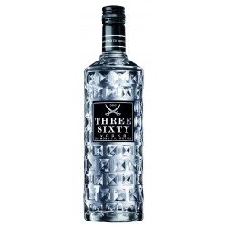 THREE SIXTY Vodka 1,0 Liter