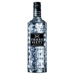 THREE SIXTY Vodka 1,0 Liter