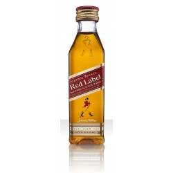 Johnnie Walker Red Label Blended Scotch Whisky 40% Vol. 0,05 Liter hier bestellen.