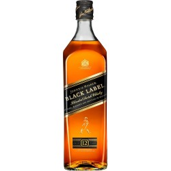 Johnnie Walker BLACK LABEL 12 Years Old Blended Scotch Whisky 40% Vol. 1,0Liter hier bestellen.