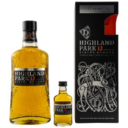 Highland Park 12 Jahre 0,7 Liter incl. 18 Jahre Miniatur hier bestellen.