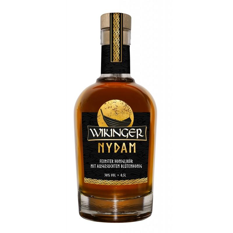 Wikinger Nydam Honiglikör 0,5 Liter hier bestellen.