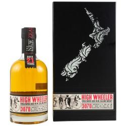 The New Zealand Whisky 21 Years Old HIGH WHEELER 0,35 Liter in Geschenkbox bei Premium-Rum.de online bestellen.