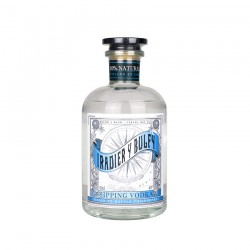 IRADIER Y BULFY Premium Vodka 40% Vol. 0,5 Liter