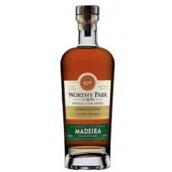 Worthy Park Madeira 2010 Special Cask Series 45% 0,7 Liter bei Premium-Rum.de online bestellen.