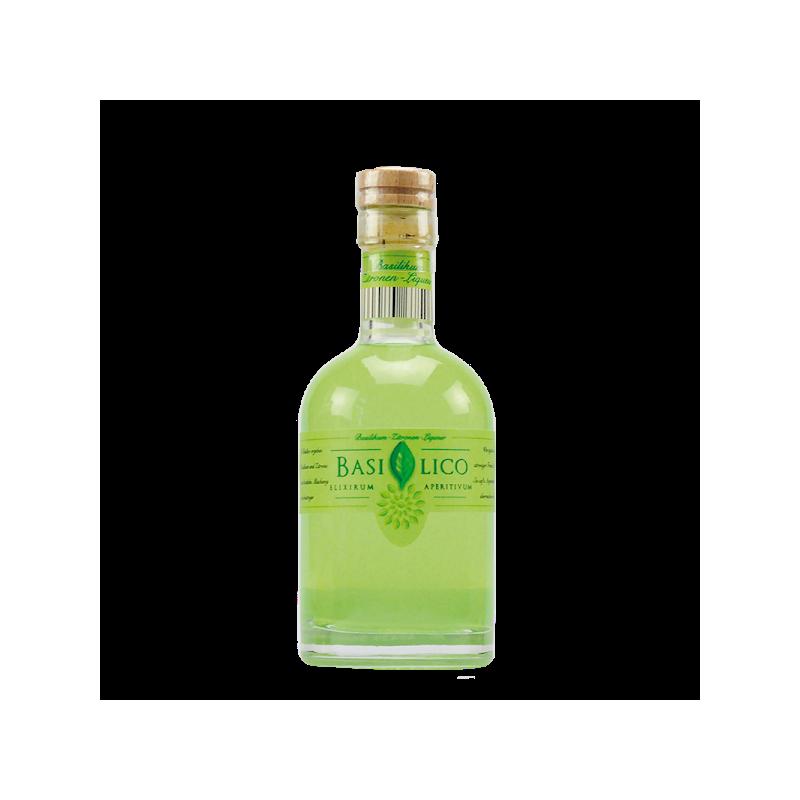 Basilico Basilikum-Zitronen-Likör 20% Vol. 0,1 Liter bei Premium-Rum.de online kaufen.