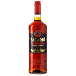 Bacardi Carta Fuego Red...