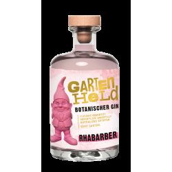 Gartenheld Rhabarber Botanischer Gin 38% Vol. 0,5 Liter bei Premium-Rum.de online bestellen.