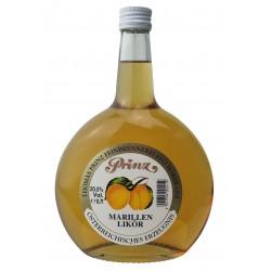 Prinz Marillen Likör 0,7 Liter bei Premium-Rum.de online bestellen.