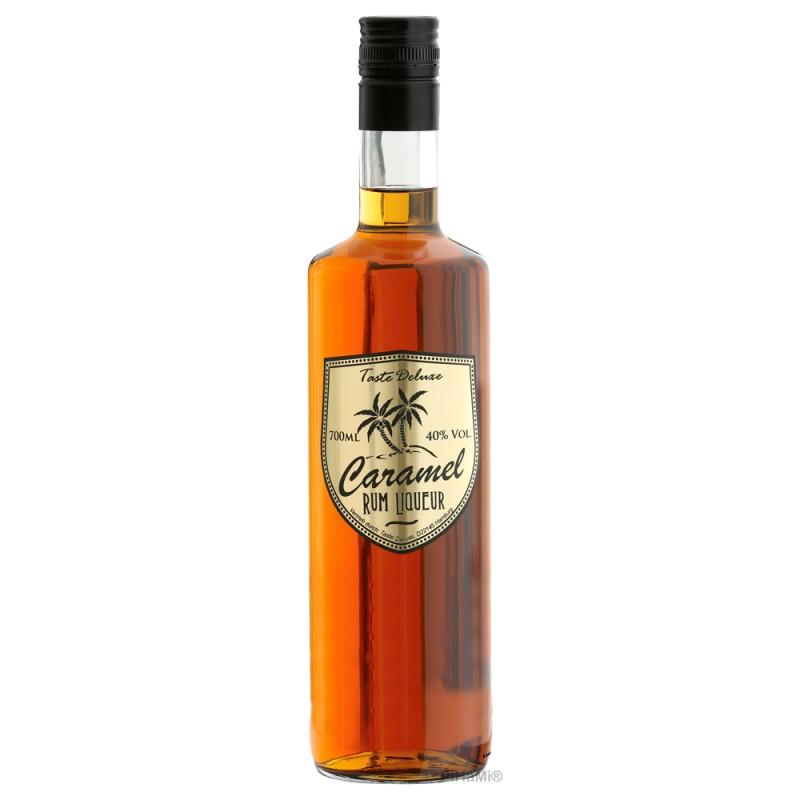 Taste Deluxe Caramel Rum 0,7 Liter hier günstig bestellen.