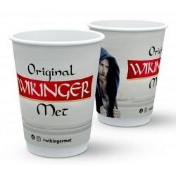 Wikinger Met Heißgetränke Becher 25 Stück