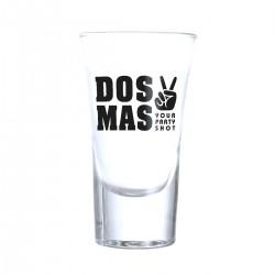 DOS MAS Shotglas bei Premium-Rum.de bestellen.