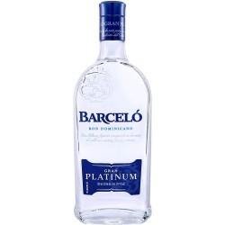 Ron Barcelo GRAN PLATINUM Rum 37,5% Vol. 0,7 Liter  bei Premium-Rum.de bestellen.