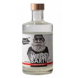Weissbart! Gin 41% Vol. 0,5 Liter bei Premium-Rum.de bestellen.