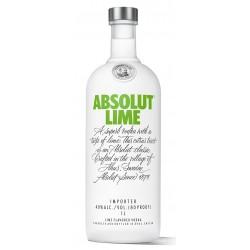 Absolut Vodka Lime 1,0 Liter