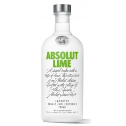 Absolut Vodka Lime 0,7 Liter