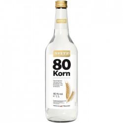 Spitz Ansatz Korn 80% Vol. 1,0 Liter bei Premium-Rum.de bestellen.