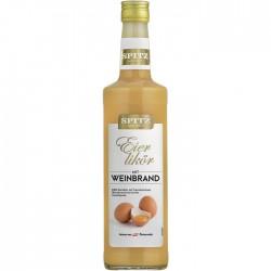 Spitz Eierweinbrand (Eierlikör) 16% Vol. 0,7 Liter bei Premium-Rum.de bestellen.