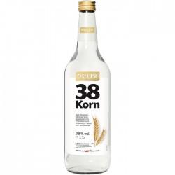 Spitz Korn 38% Vol. 1,0 Liter bei Premium-rum.de bestellen.