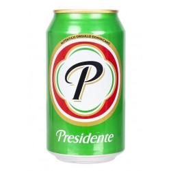 Cerveza PRESIDENTE Dose 6 x 0,355 Liter bei Premium-Rum.de bestellen.