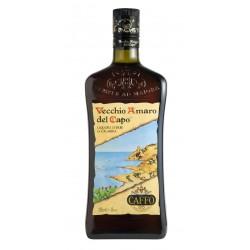 Caffo Vecchio Amaro del Capo Kräuterlikör 35% Vol. 1,0 Liter bei Premium-Rum.de bestellen.