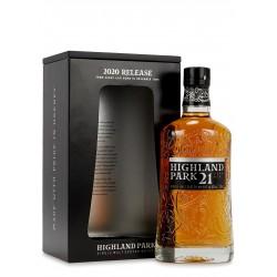 Highland Park 21 Jahre 2020 Release 46% Vol. 0,7 Liter bei Premium-Rum.de bestellen.