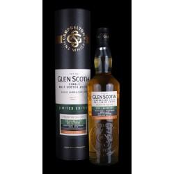 Glen Scotia BSC Single Cask 1st Fill Bourbon Barrel 2013, upeated, Cask no. 875 56% Vol. 0,7 Liter