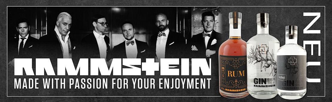 Premium-Rum.de der Onlineshop für Rammstein Rum und Gin
