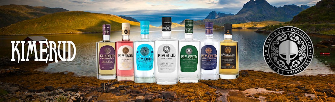Premium-Rum.de der Onlineshop für Kimerud Gin aus Finnland